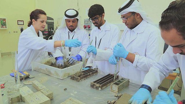 العدد الأخير للمشاريع الفائزة بجوائز وايز لعام 2015:  قطر والأرجنتين