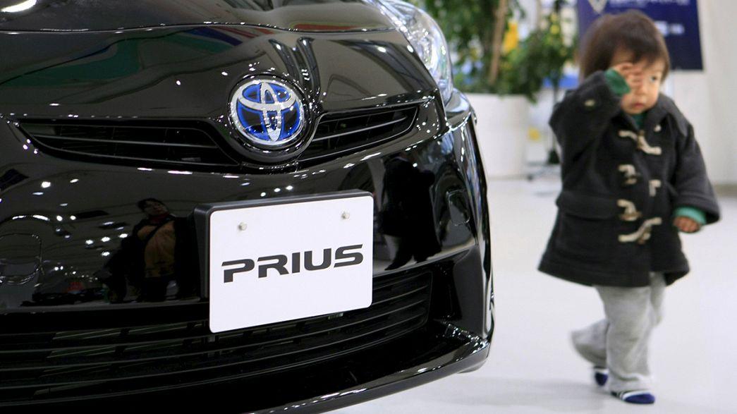 Finestrini elettrici difettosi, Toyota richiama 6,5 mln di vetture