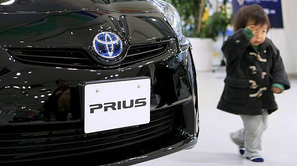 Toyota llama a revisar 6,5 millones de vehículos por una avería en las ventanillas