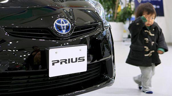 Toyota отзывает миллионы машин для ремонта стеклоподъемников