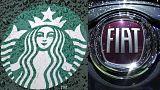 Fiat ve Starbucks 20-30 milyon Euro ceza ödeyecek