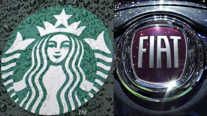 Fiat und Starbucks müssen Steuern nachzahlen