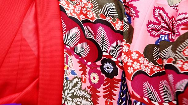 The colours of Okinawa captured in stunning textiles