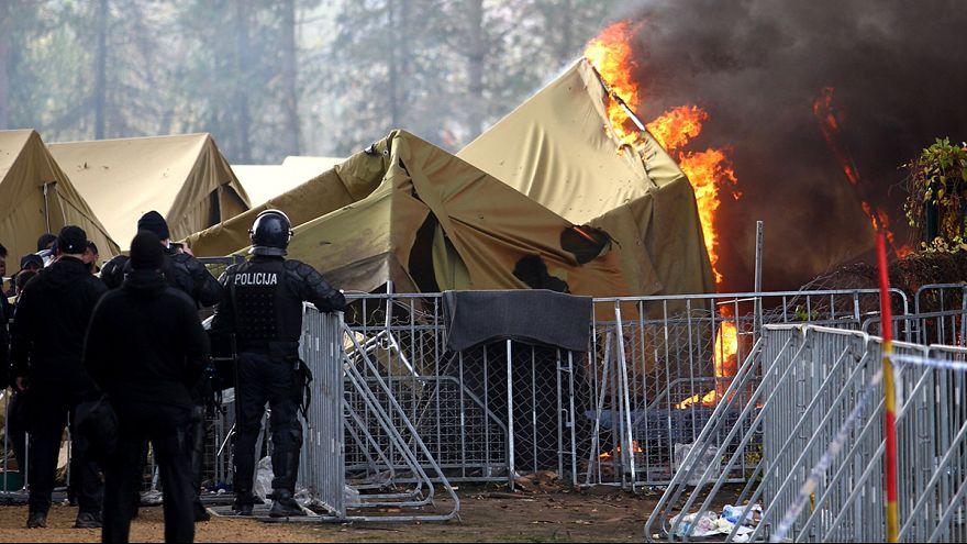 Emergenza migranti al confine sloveno-croato: Lubiana dà maggiori poteri all'esercito
