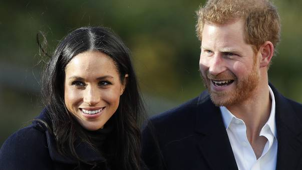 Image: Meghan Markle, Prince Harry
