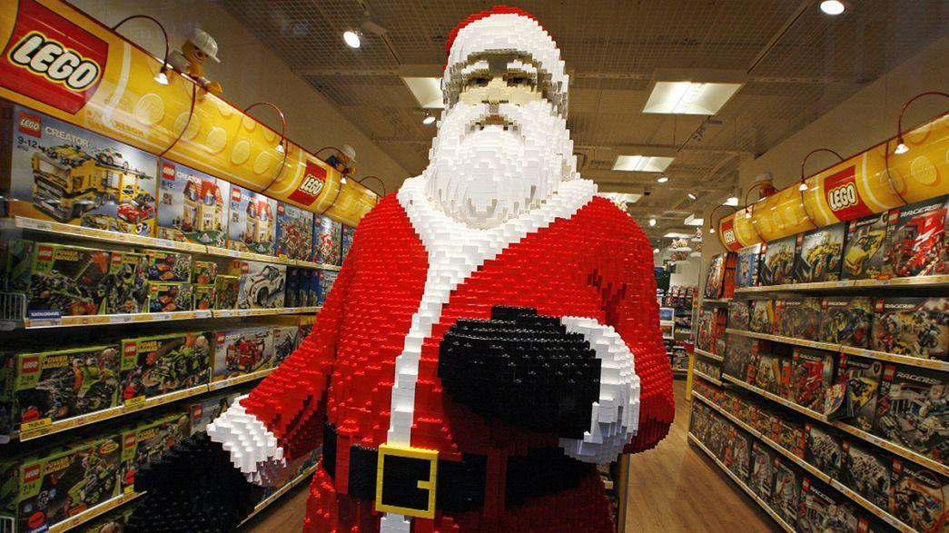 Lego anuncia que puede quedarse corto en su oferta para Navidades dada su alta demanda