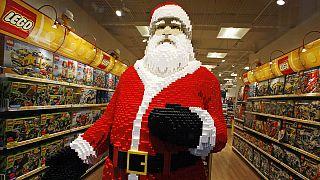 Lego craint une pénurie de briques pour Noël