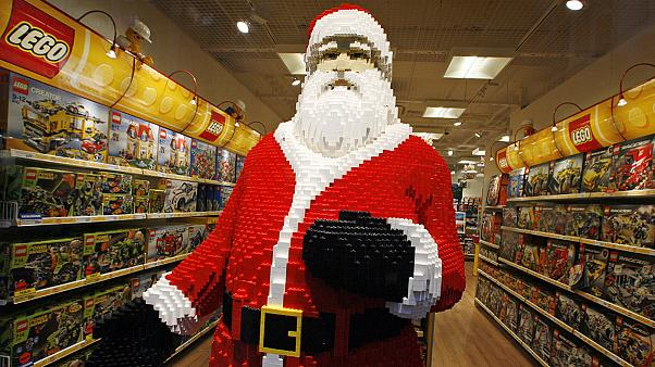 Рождественский ажиотаж: Lego на всех может не хватить