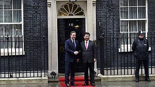 Επίσκεψη Σι Τζινπίνγκ στο Λονδίνο αξίας... 30 δισ. λιρών