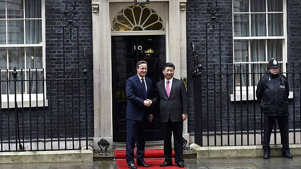 UK hopes to clinch 40 billion euros of business during Xi's trip