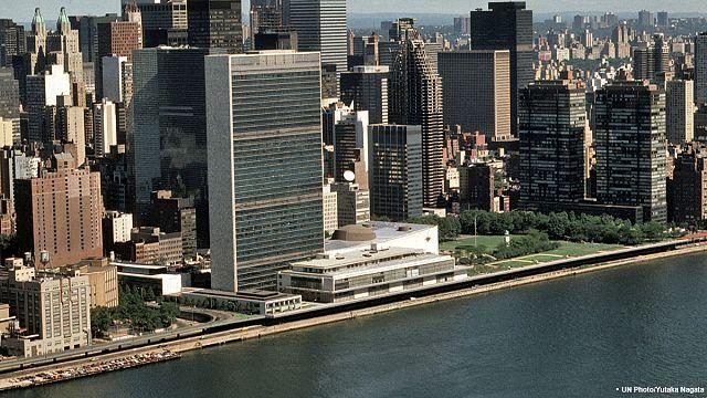 Charte des Nations unies, organes et principes de l'ONU