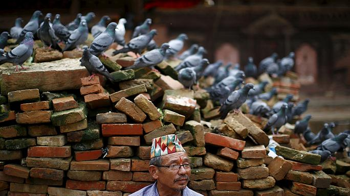 النيبال : بعد ستة اشهر من الزلزال اعادة الاعمار لم تبدأ بعد