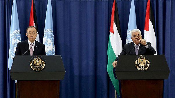 La visita de Ban Ki-moon no consigue frenar la violencia en Oriente Próximo
