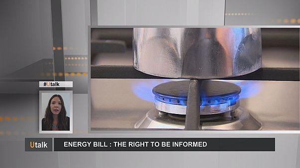 Energiaszámlák: jogunk van a hiteles és korrekt tájékoztatáshoz