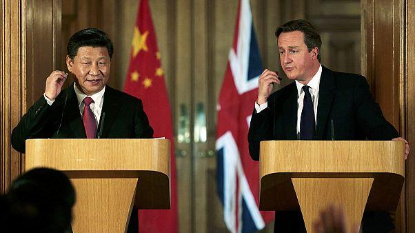Çin Devlet Başkanı'ndan 40 milyar Dolarlık İngiltere ziyareti