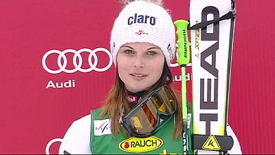 Skiing: World Cup champion Fenninger to miss season after crash