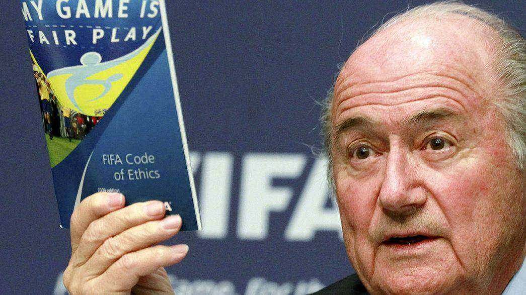 Comité de Ética da FIFA sem mãos a medir