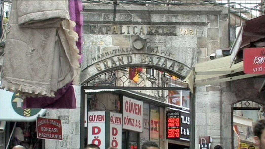 """L'économie turque est """"confrontée à deux problèmes"""""""