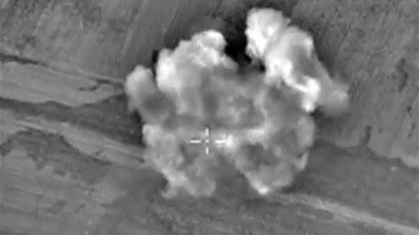 La aviación rusa bombardea más de 80 objetivos del grupo Estado Islámico en Siria