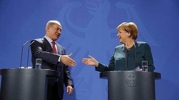Merkel: el Holocausto fue responsabilidad de Alemania