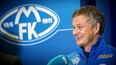 Solskjaer returns to Molde for second stint as manager