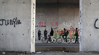 Fransız liman kentine göç akını sürüyor