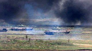 مانور نظامی مشترک ناتو٬ آمریکا و مجارستان پایان یافت