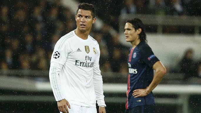 Champions League: Matchday three round-up