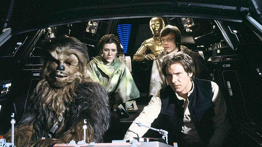 Image: Star Wars: Return of the Jedi 1983