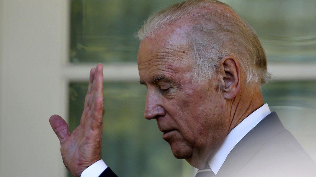 Joe Biden não vai concorrer à presidência dos EUA