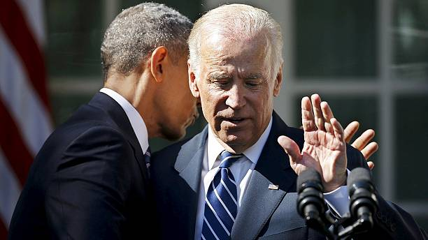 US voters split over Biden's decision not to run for president
