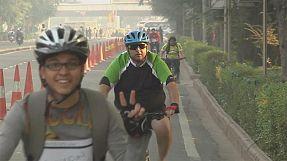 Un soplo de aire fresco para Nueva Delhi