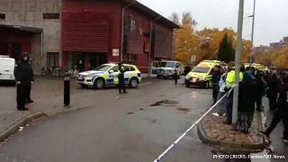 Mindestens 5 Verletzte nach Schwert-Attacke an Schule in Schweden