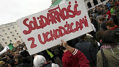 Poland and refugees. Where is the Solidarity?