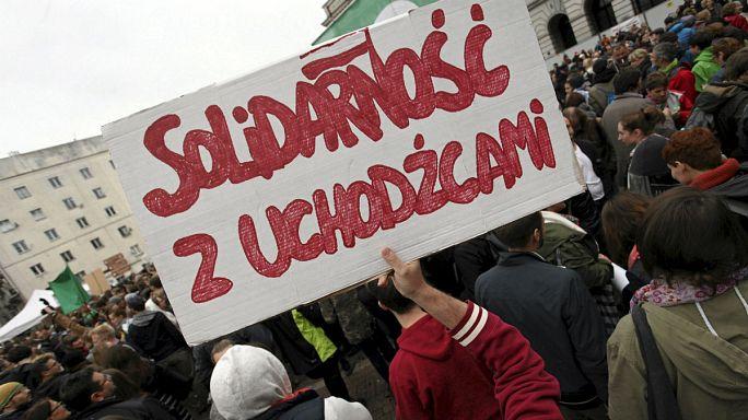 A lengyelek és a menekültválság