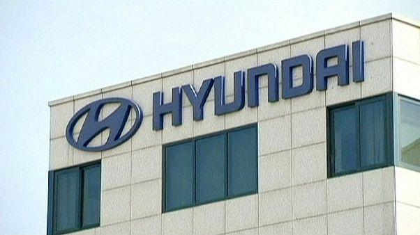Hyundai regista quebra de 23% dos lucros no terceiro trimestre
