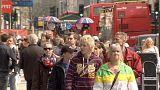 El Mundial de rugby dispara las ventas minoristas y de cerveza en el Reino Unido