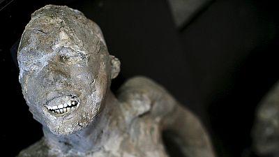 Tecnologia faz revelações sobre Pompeia e vítimas do Vesúvio