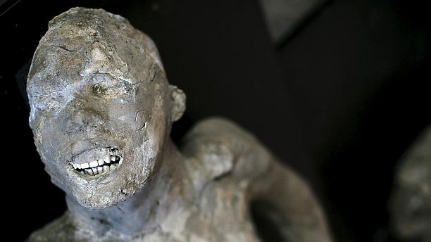 New research yields surprising finds about Pompeii residents