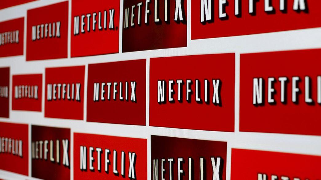 Netflix desembarca en España, Portugal e Italia y ya cubre la mitad de la UE