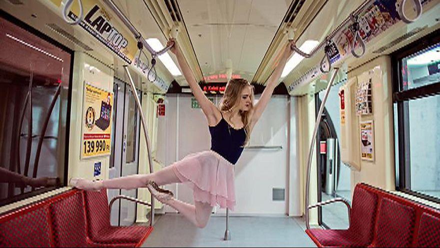 Danseuses étoiles à Budapest : une création photographique