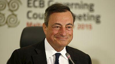 ECB hints it may expand stimulus programme