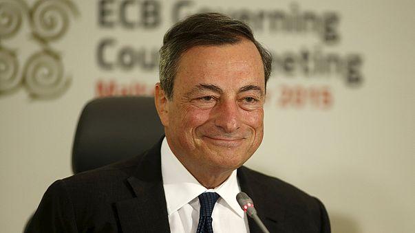 ЕЦБ может расширить стимулирование экономики еврозоны