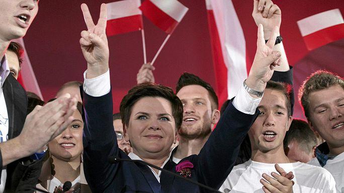 Polonya genel seçimlere hazırlanıyor