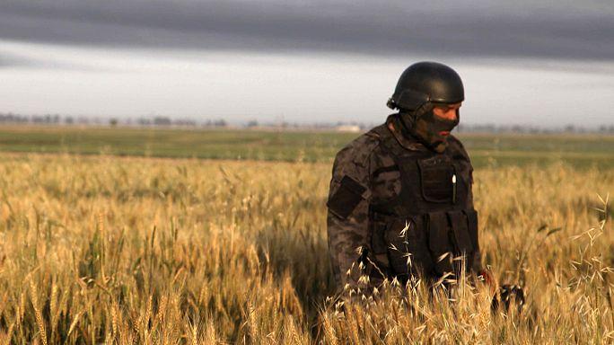 """تحرير 70 رهينة كردية من قبضة ما يسمى بتنظيم"""" الدولة الإسلامية"""""""