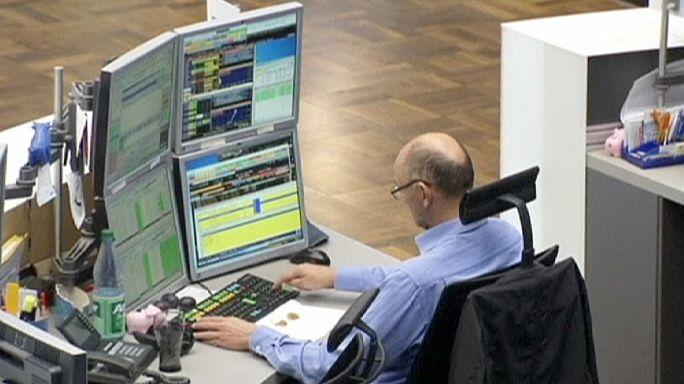 الأسواق تقفل على ارتفاع وتراجع لليورو