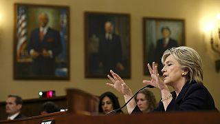 "Attaque de Benghazi : ""J'assume ma part de responsabilité"" (Hillary Clinton)"