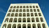 A Rome, un palais mussolinien renaît de ses cendres