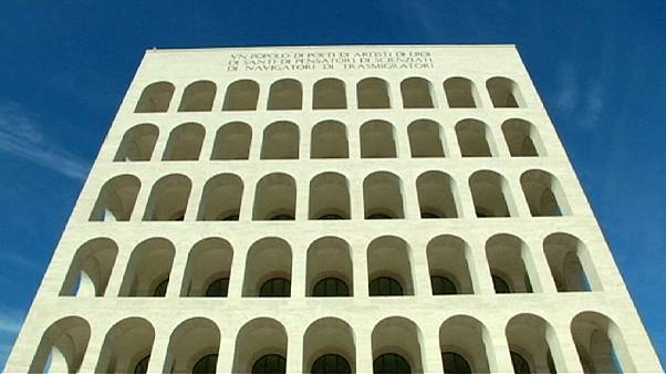 Fendi weiht neuen Firmensitz ein: Architektur-Ikone aus der Mussolini-Zeit
