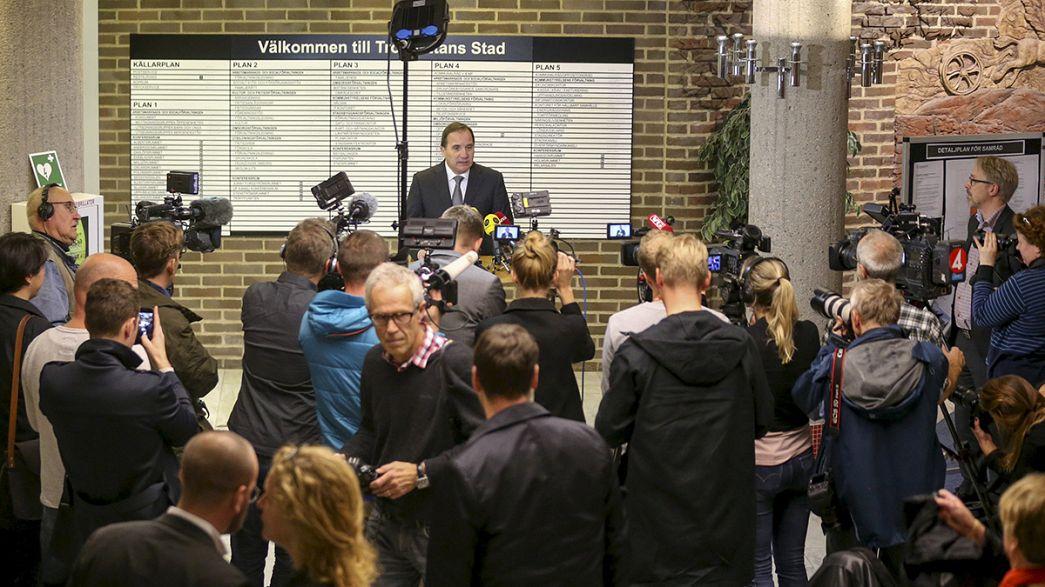 Nach tödlichem Angriff in schwedischer Schule: Schwerverletzte in stabilem Zustand